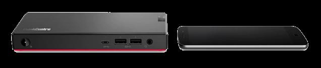 ThinkCentre M90n : PC Desktop Mini Keluarga Think
