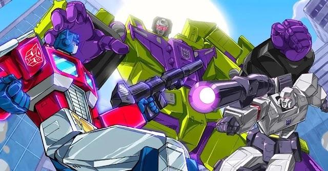 Transformers Mendapat Seri Animasi Baru Dari Nickelodeon