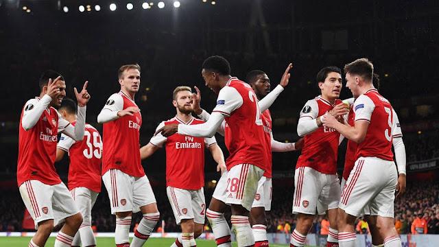 مشاهدة مباراة ارسنال وستاندارد لييج بث مباشر اليوم 12-12-2019 في الدوري الأوروبي