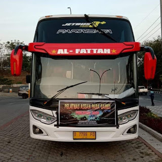 Sewa Bus Jogja Bandung by Mita Trans