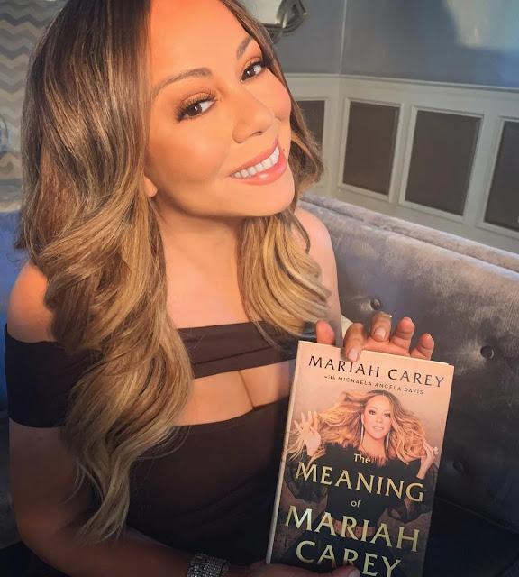 'O Espírito Santo despertou minha fé', diz Mariah Carey