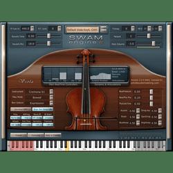 SWAM Engine - SWAM Viola Full version