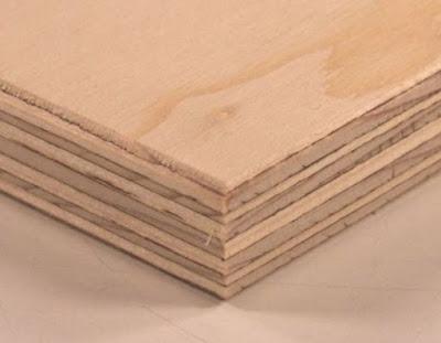 Kayu Plywood peran fisika dalam bidang industri