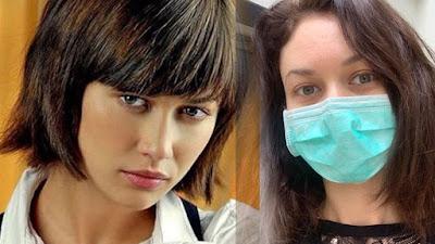 Aktris Cantik Olga Kurylenko Awalnya Positif Corona Sembuh Cuma Minum Parasetamol! Kok Bisa?