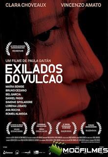 Capa do Filme Exilados do Vulcão