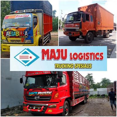 9 Tahun Sudah Maju Logistics  Melayani dan Menjadi Yang Terbaik