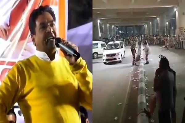 bjp-leader-kapil-mishra-happy-zafrabad-road-free-from-caa-protester