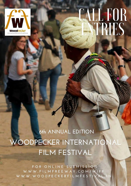Call For Entries: 6th Woodpecker International Film Festival 2018