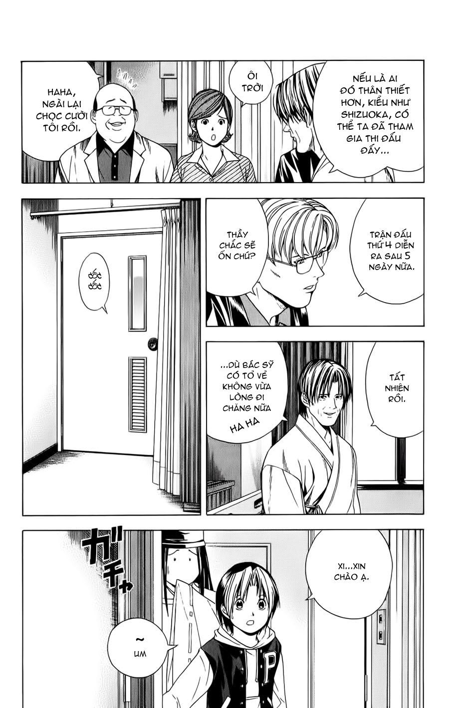 Hikaru No Go hikaru no go chap 107 trang 6