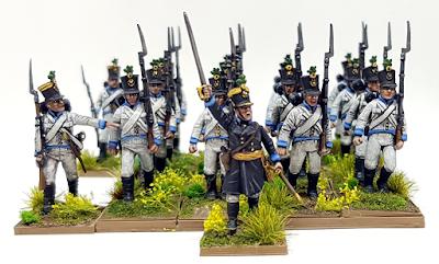 Perry Miniatures Austrians