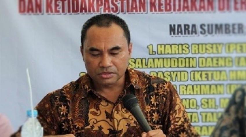Soroti Munculnya Program SIPLah, Haris Rusly: Nadiem Ini Antek Asing