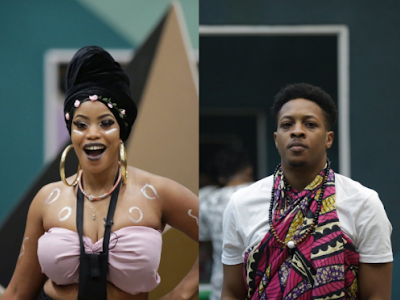 JOHN AND ESE, BIG BRITHER NAIJA FAKE HOUSE MATES EXIT THE GAME