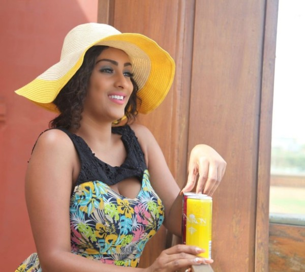Juliet Ibrahim Ambassador for Cintron