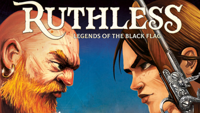 Ruthless pirate board game review