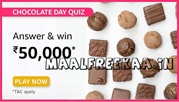 World Chocolate Day Contest Answer