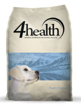 4health Puppy Food >> 4health Puppy Formula Dog Food 35 Lb Dig By Dog
