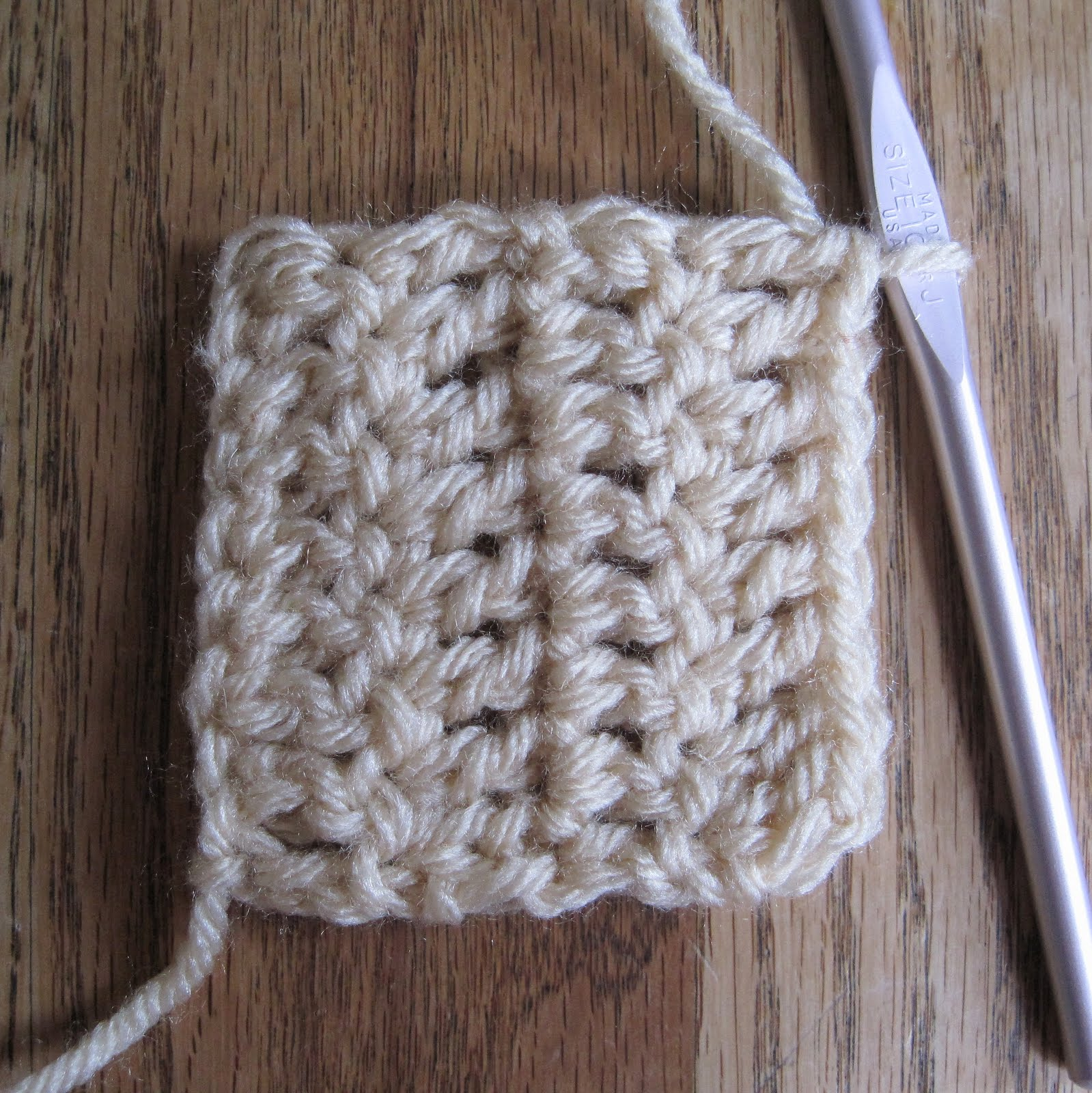 Mr Micawbers Recipe For Happiness Crochet Turning Chain Alternatives