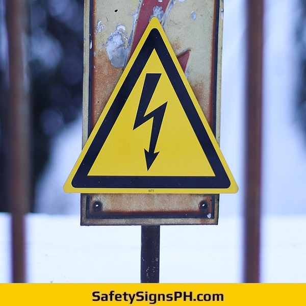 High Voltage Signage Philippines
