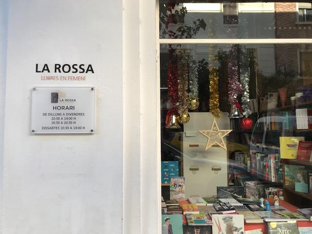 La Rossa: la librería de Benimaclet especializada en autoras