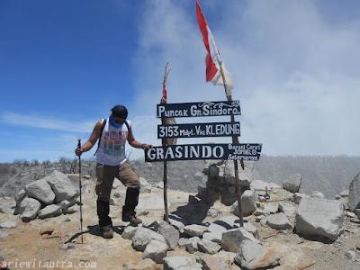 New Normal, Gunung Sindoro Via Kledung di Buka 25 Juli Mendatang