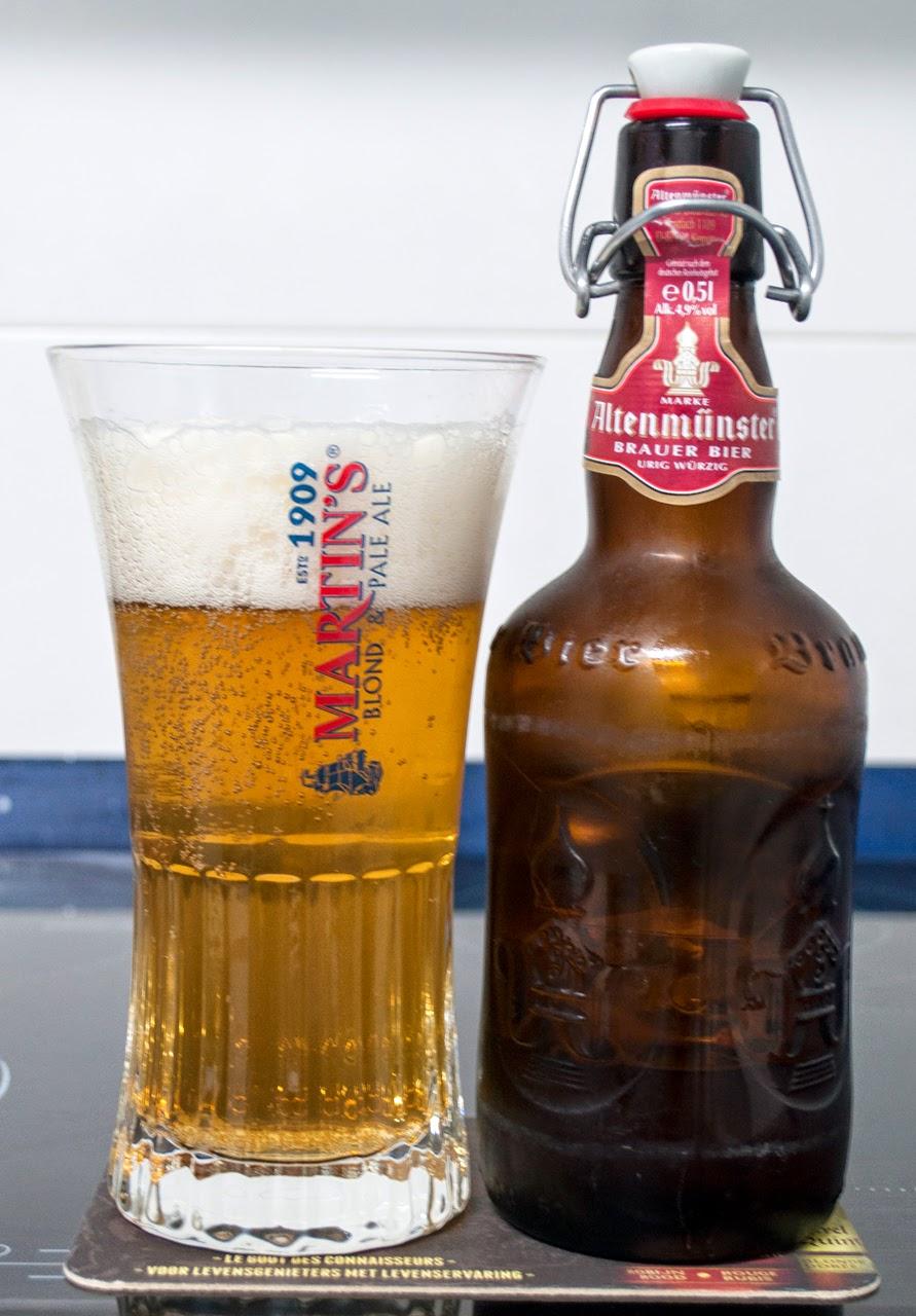 Altenmünster Brauer Bier Urig Würzig