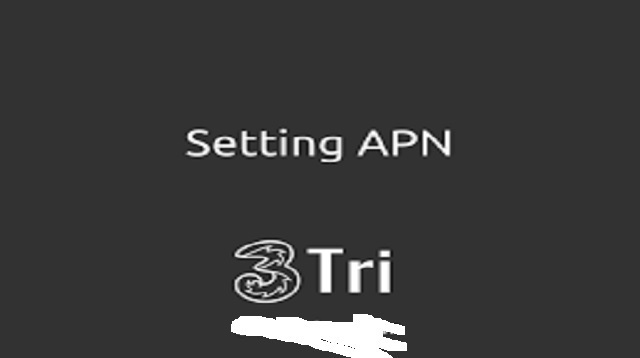 APN Tri 4G Tercepat