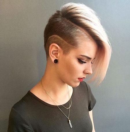 Stylish Short Hair Girls