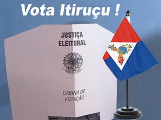 Lista da convocações de mesários de Itiruçu já foi publicada