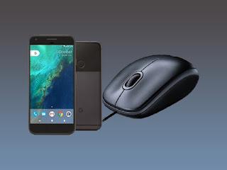 Cara Menjadikan Android Sebagai Mouse dan Keyboard Portable