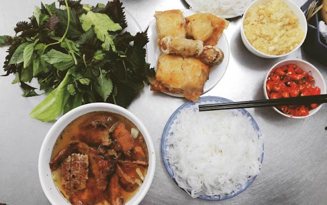 Why Obama chose Bun Cha Vietnam but not other dishes?