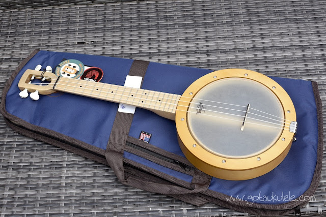 Magic Fluke Tenor Banjo Ukulele