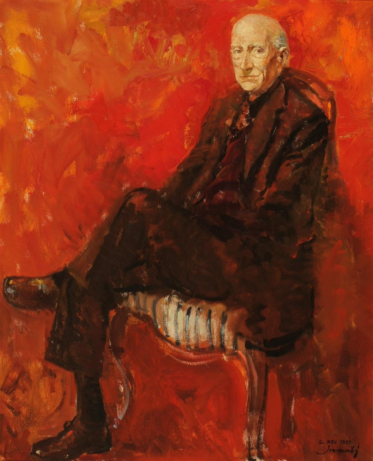 Joan Marti Aragones Alexandre padre del pintor