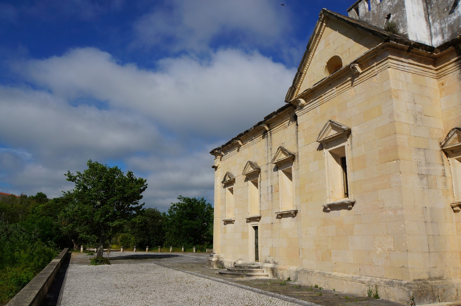 Chapelle Nossa Senhora da Conceiçao - Tomar - Portugal