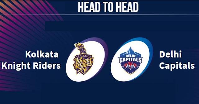 KKR vs DC Head to Head: DC vs KKR Head to Head IPL Records