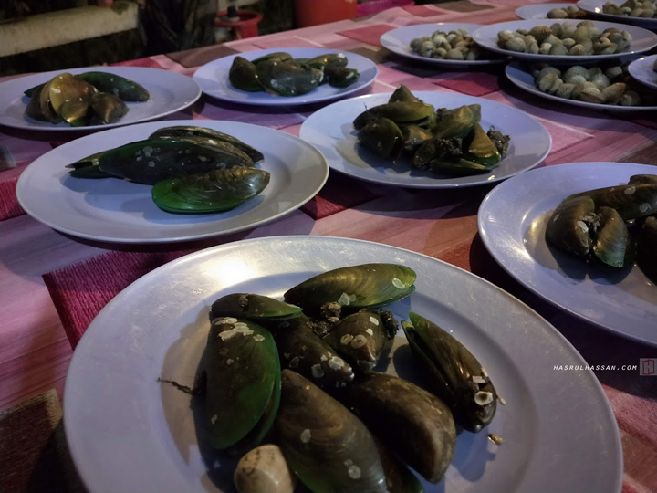 Kerang Rebus Kuah Kacang - Menu Unik Bulan Ramadan