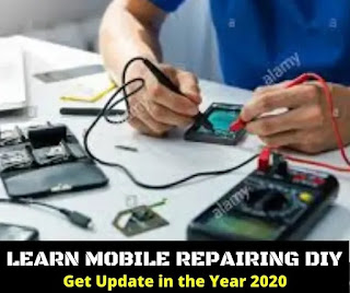 learn phone hardware repair online