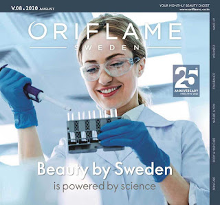 download oriflame catalogue august 2020 pdf