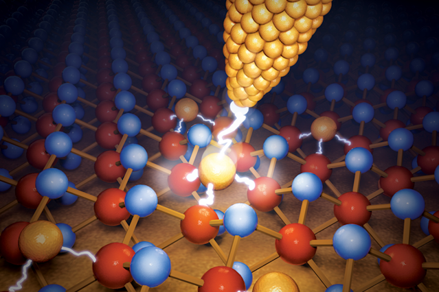 World's Smallest Atom-Memory Unit Created