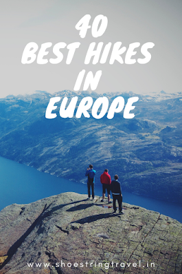 Best Hikes in Europe #Europe #Hike #BestHikes