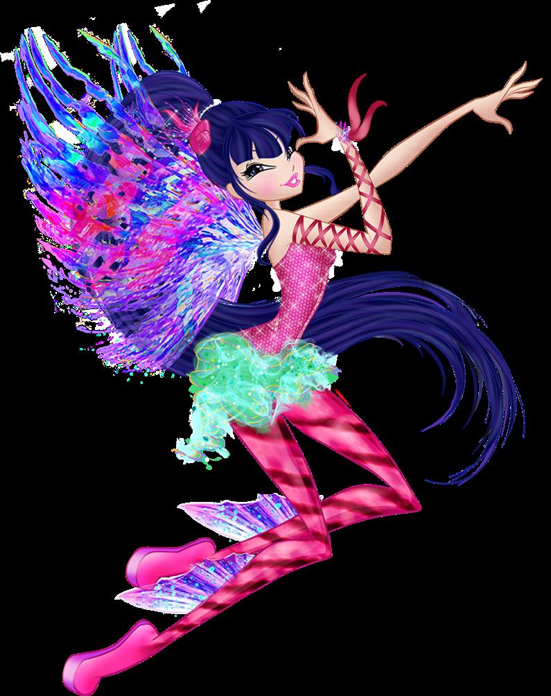 Winx Club Fairies: Winx Sirenix