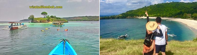 Wisata hari kedua Paket Honeymoon Lombok
