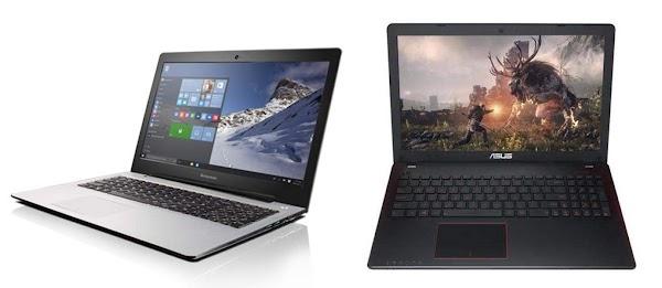 15 Laptop Gaming Terbaik Dengan Harga 9 Jutaan
