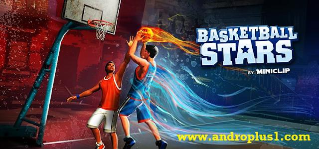 تحميل لعبة Basketball Stars