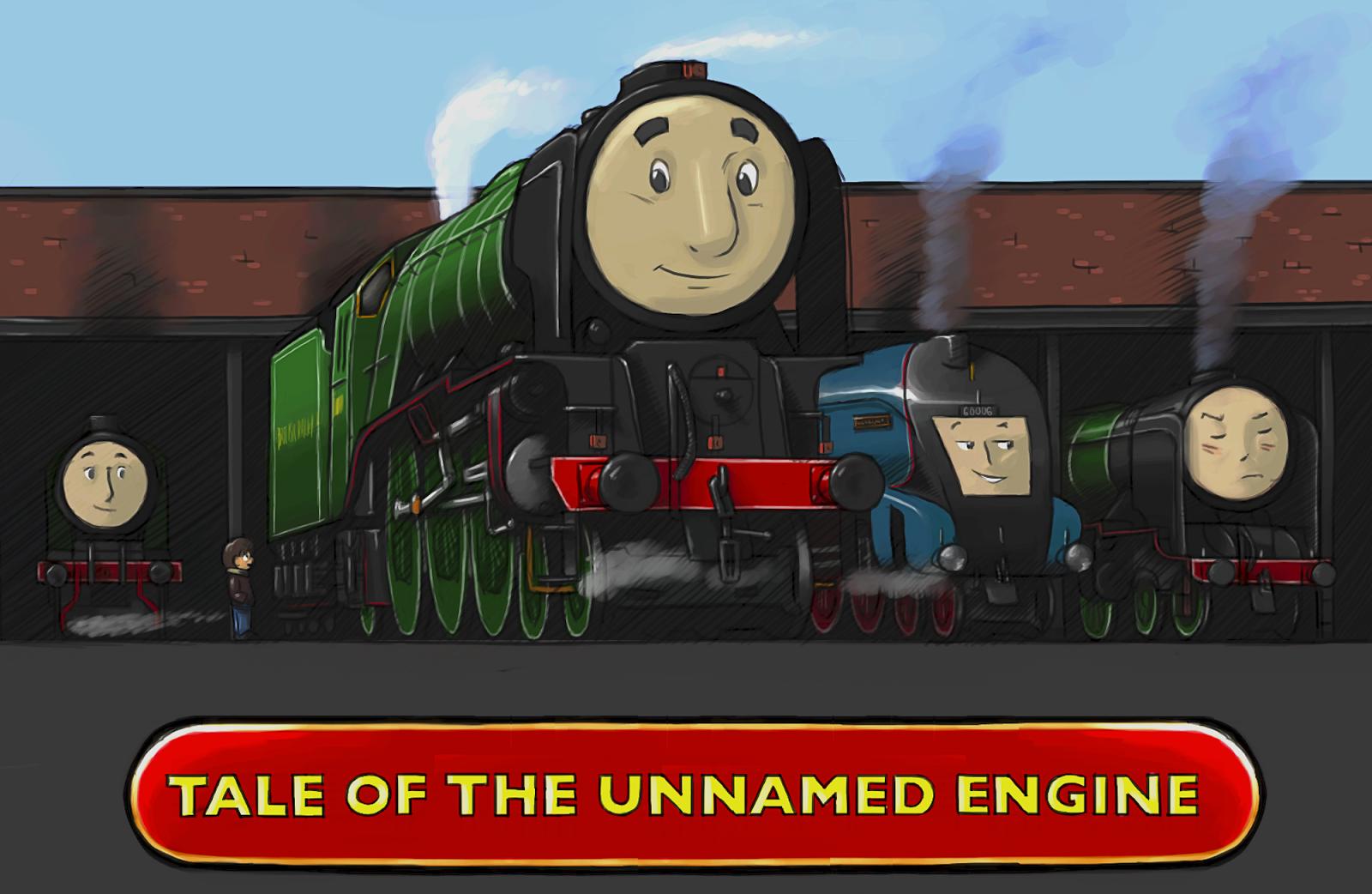 THE BRITISH RAILWAY STORIES LTD: About Us