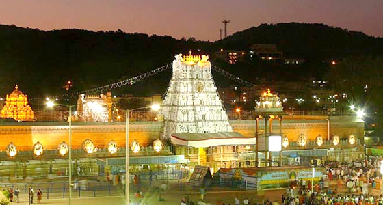 Tirupati, Andhra Pradesh