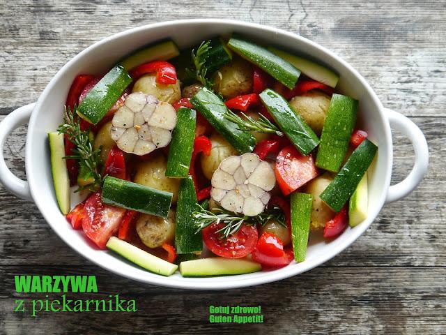 Warzywa z piekarnika - dietetycznie - Czytaj więcej »
