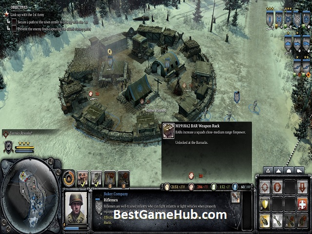 company of heroes 2 ardennes assault compressed pc game free download BestGamehub.com game 2 - Company of Heroes 2 Ardennes Assault Compressed PC Game Free Download