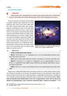 9. Sınıf Din Kültürü Ders Kitabı Cevapları Nev Yayınları Sayfa 23