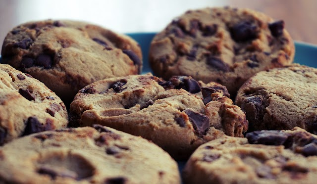 Easy melting Moment chocolate-chip cookie