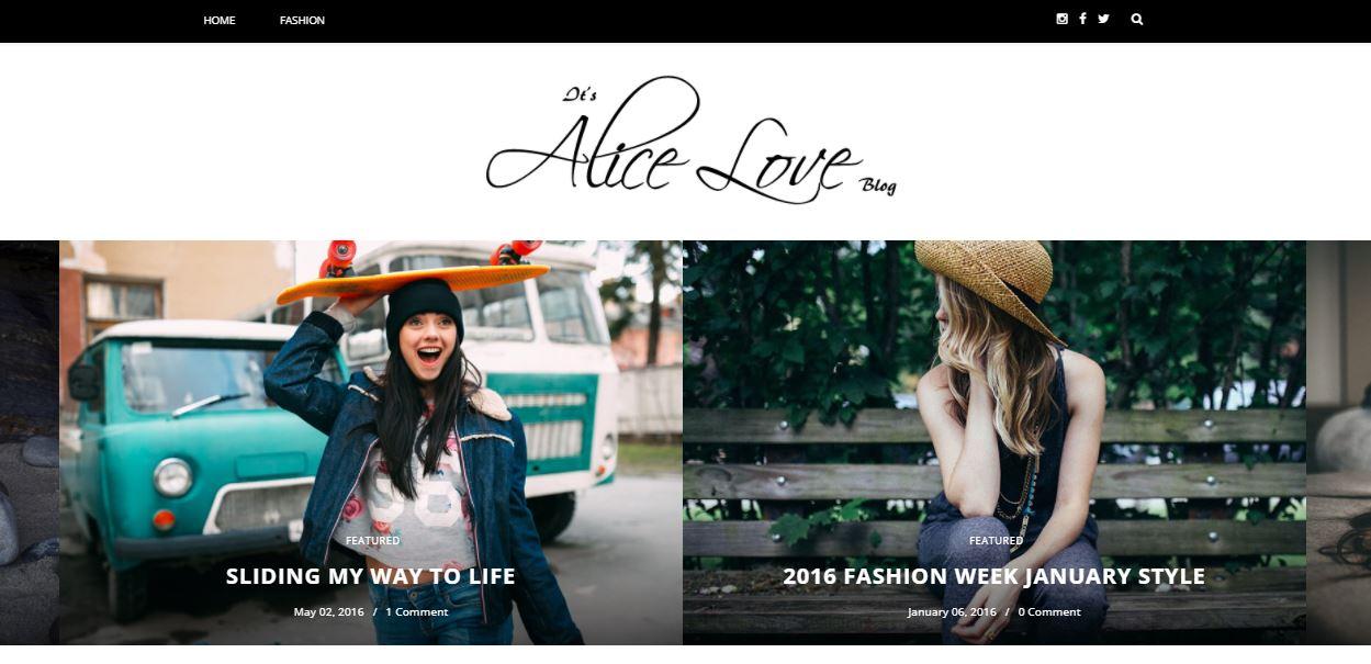 Alice-premium-version-responsive-blogger-template-free-download
